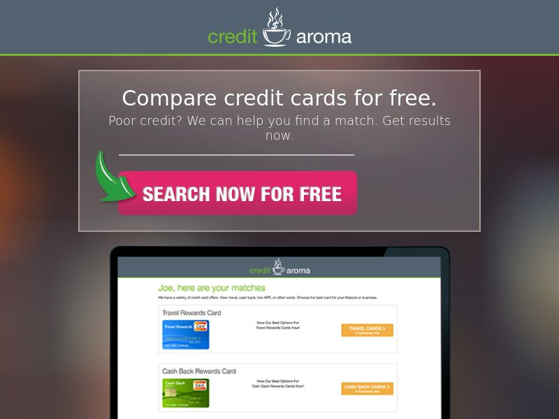Creditaroma - Credit Card