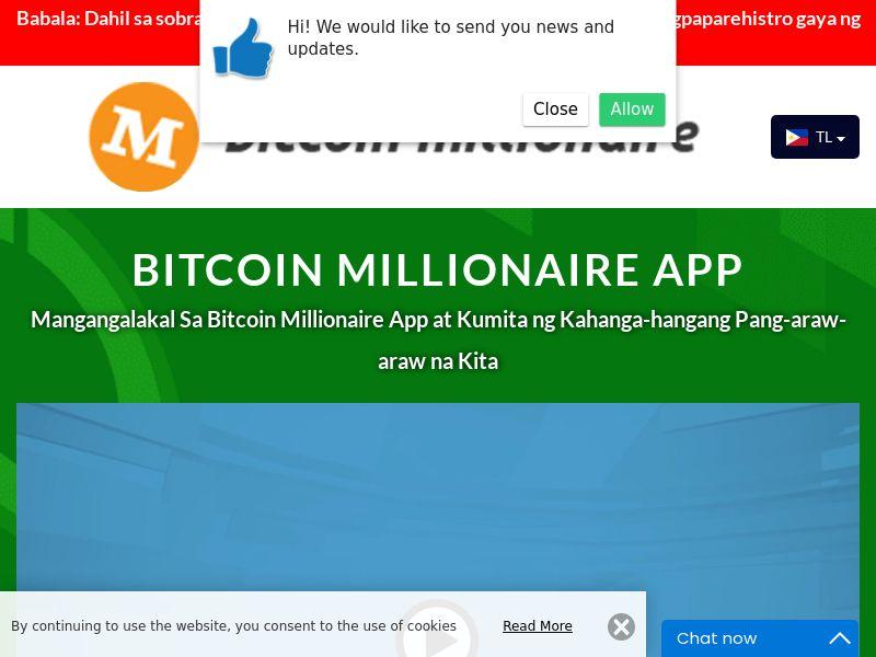 Bitcoin millionaire pro Filipino 1808