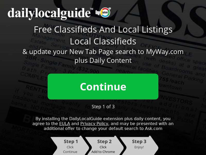 Free Classifieds And Local Listings - Chrome - US [US]