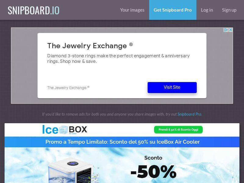 42225 - IT - ECOMMERCE - ICE Box Air Cooler - IT - [Prelander]