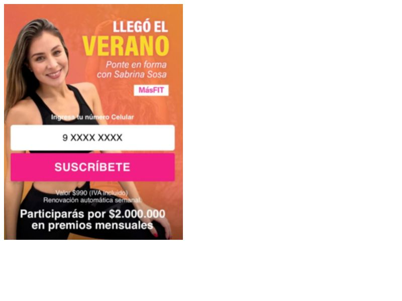 Fitness at Home Entel