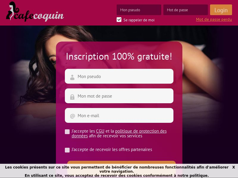 CafeCoquin - SOI - Mobile/Tablet - FR/BE/CH