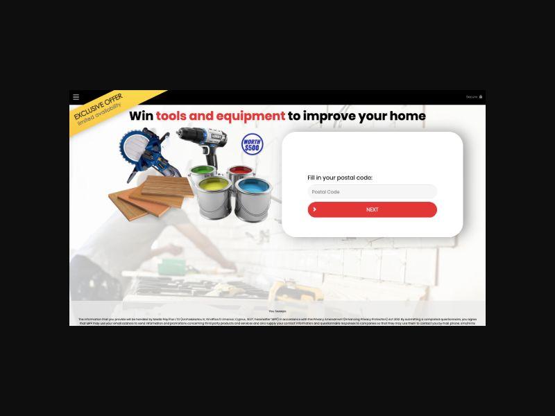 YOUSWEEPS - Win Home Improvement Tools (AU) SOI
