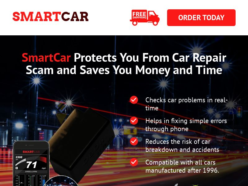 12438) [WEB+WAP] SmartCar - WW - CPS
