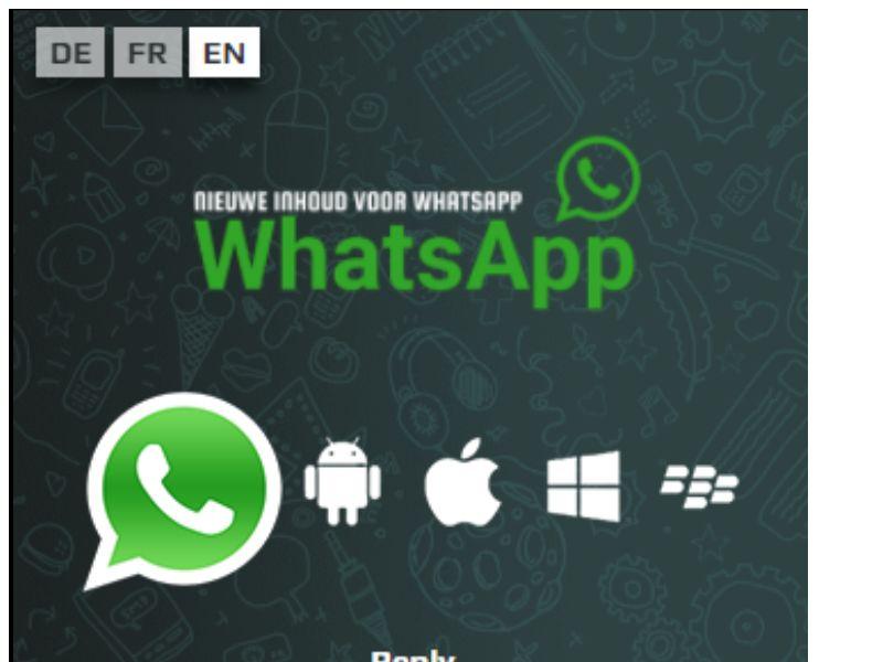 WhatsApp WIFI