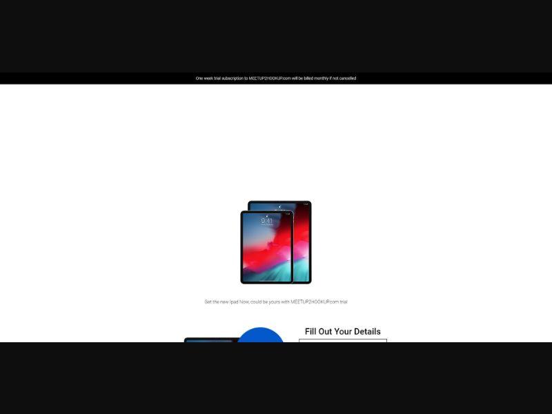Big Bonus Contest iPad - Sweepstakes & Surveys - Trial - [US]