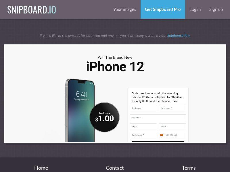 40060 - US - CA - AU - OrangeViral - Advidi - iPhone 12 - US/CA/AU - CC submit