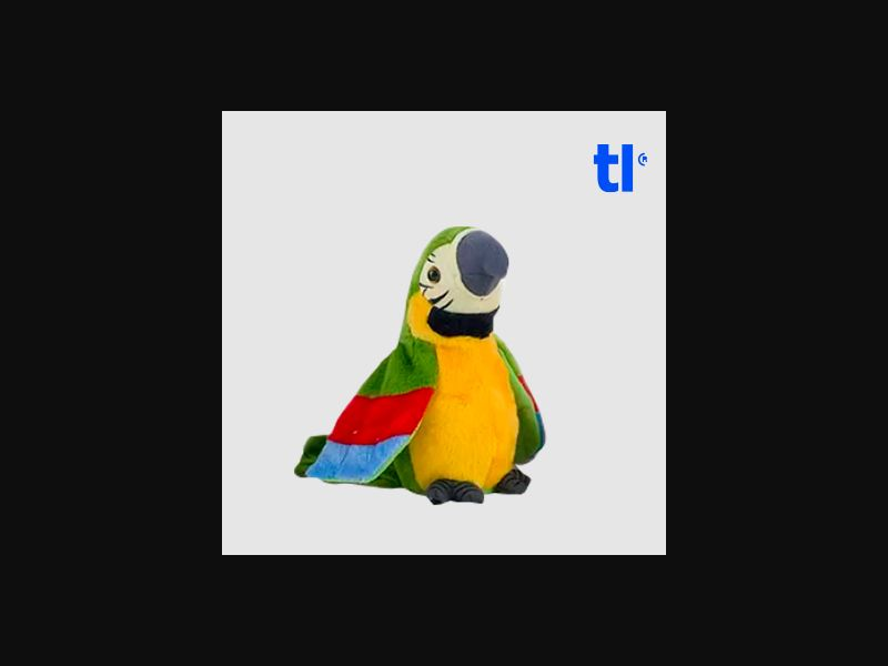 Talking Parrot - White Hat - CPA - COD - White Hat