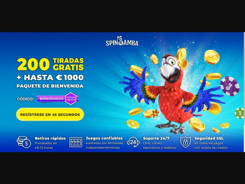 Spin Samba - Casino - SS - [ES]