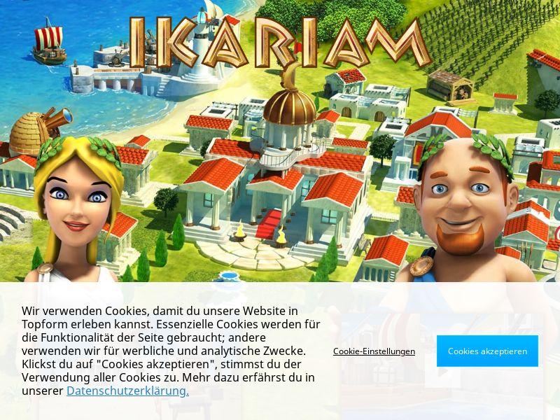 Ikariam - DOI - United States