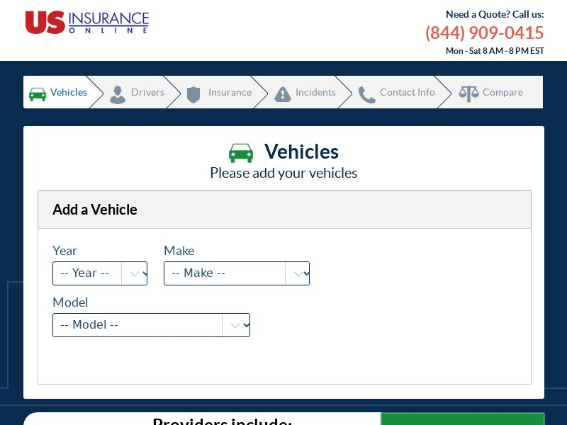 Usinsuranceonline.com - Auto Insurance - SOI - [US]