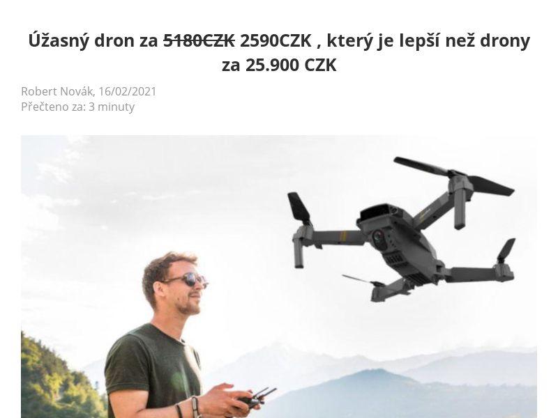 Drone CZ