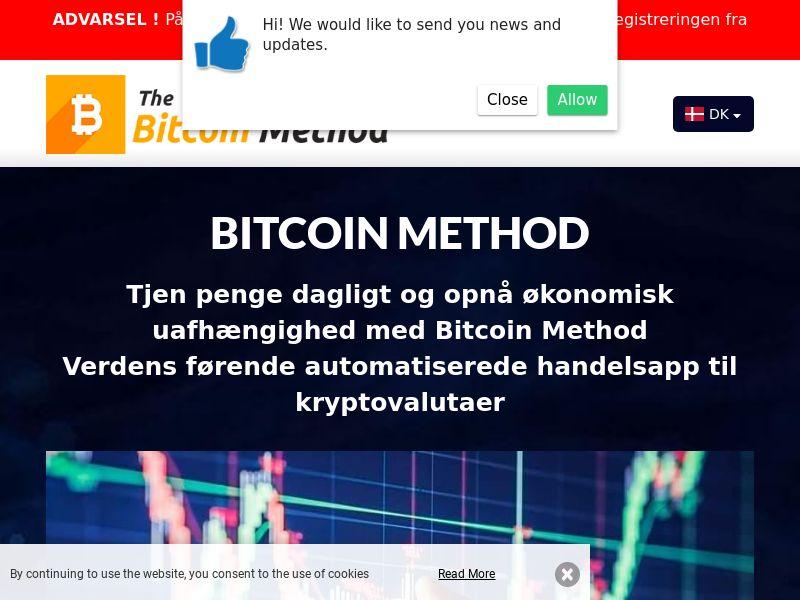 Bitcoin Method Danish 2182