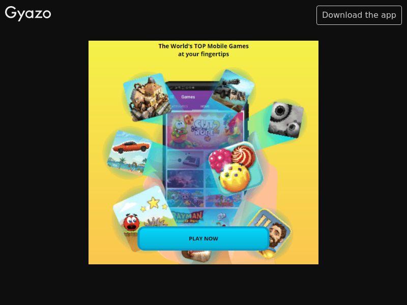 World's TOP Mobile Games non-billable (ZA)