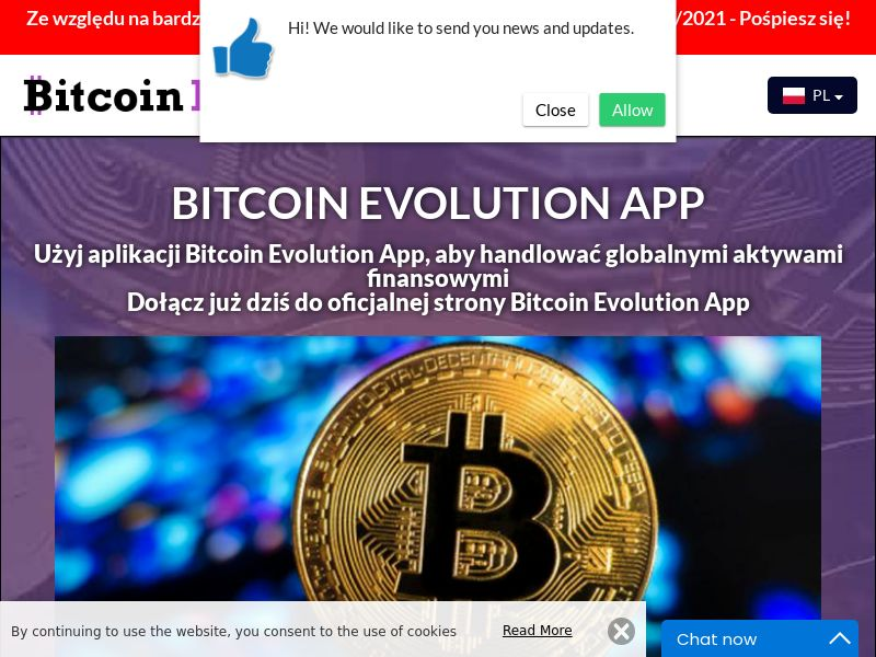 The Bitcoin Evolution Polish 2411
