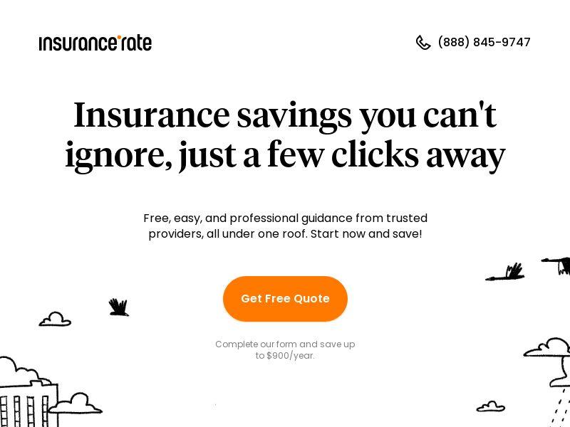 Insurancerateusa.com - Auto Insurance - SOI - [US]