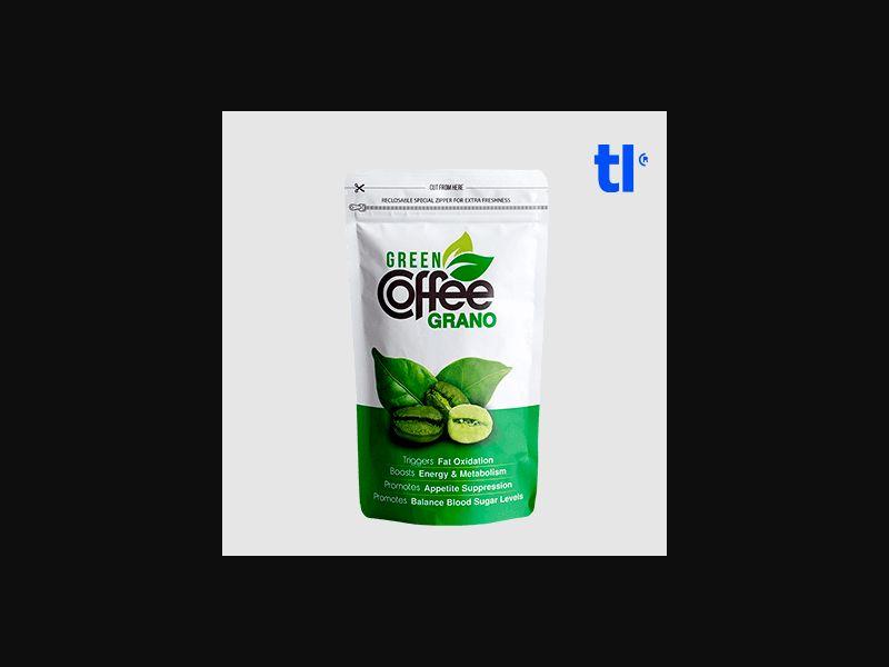 Green Coffee - weightloss - CPA - COD - Nutra