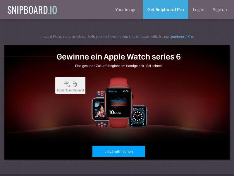 Leadswinner (38815) - Apple Watch CPL [DE]