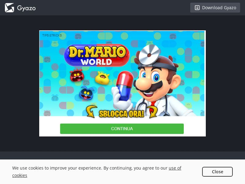 ApplyDownloads Mario World IT   2-Click/PIN Submit