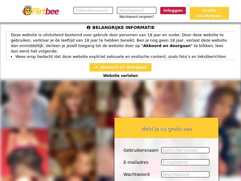 FlirtBee - DOI [MOB]   NL/BE