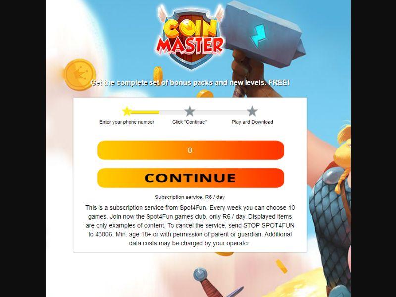 Coin Master (ZA)
