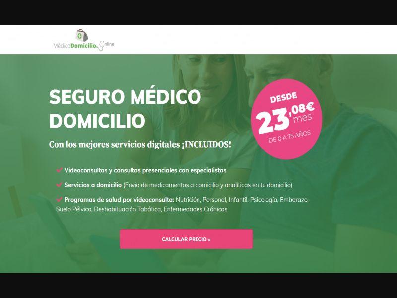 Seguro Medico Domicilio - SOI - CPL