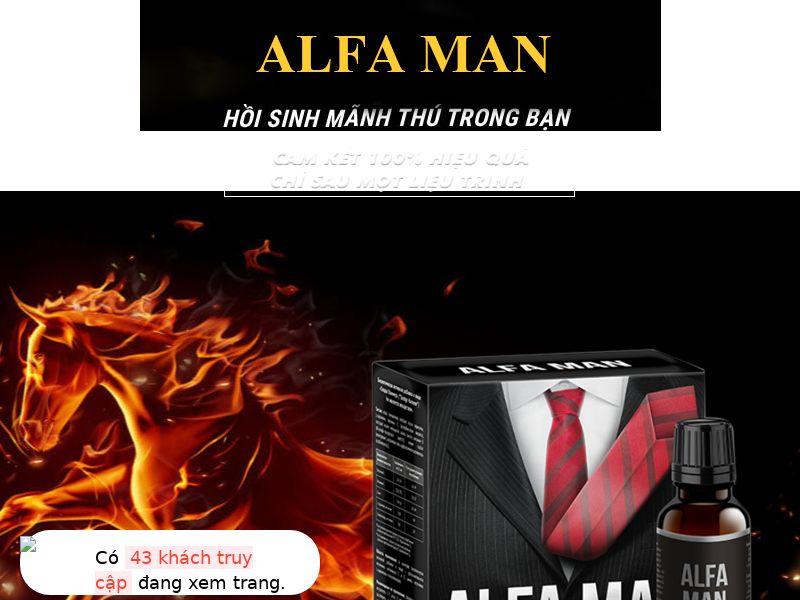 AlfaMan - COD - [VN]