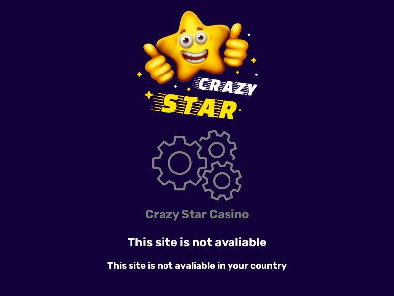 Crazystar.com Casino - CPA - UK