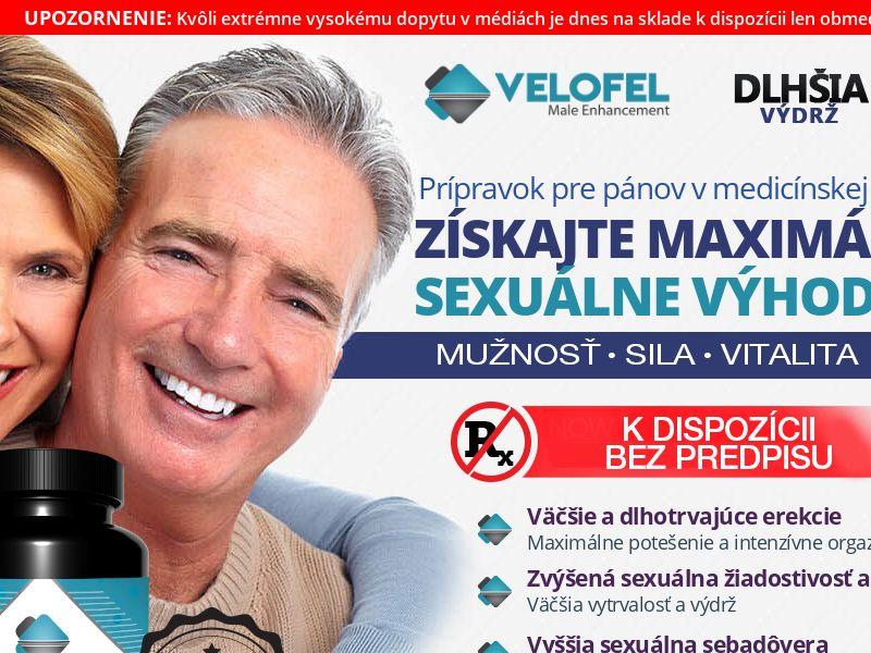 Velofel Men's Health - (SK)
