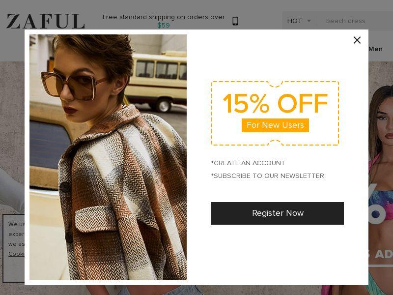 Zaful.com CPS Worldwide