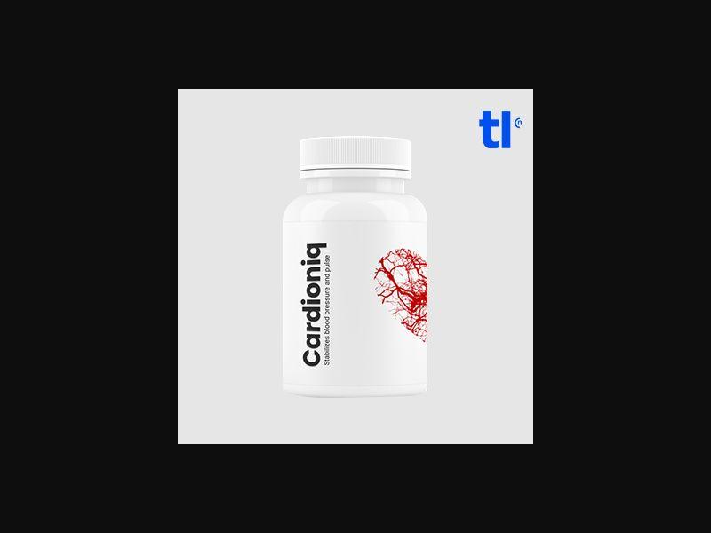 Cardioniq - health - CPA - COD - Nut