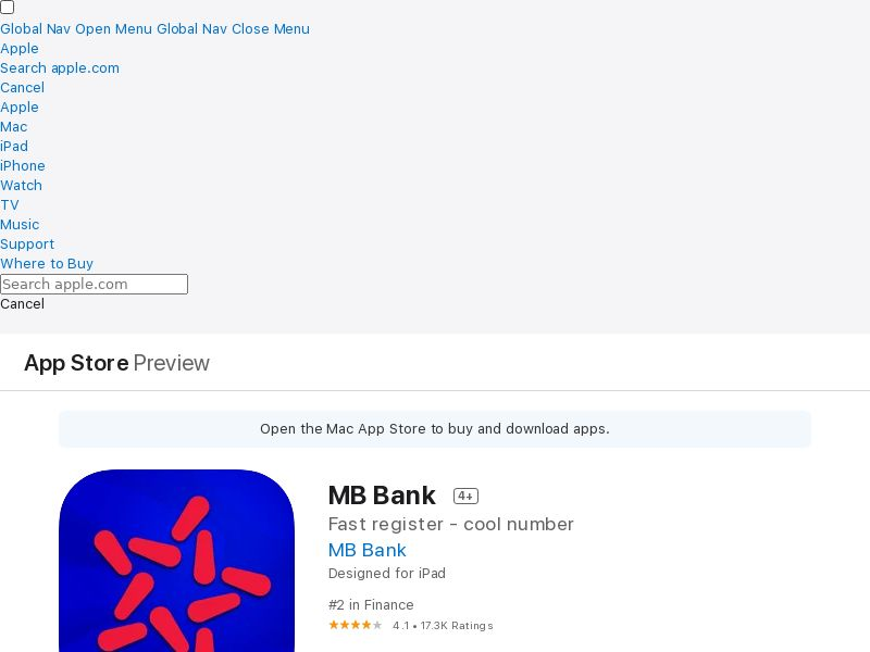 MB Bank CPL VN (iOS)