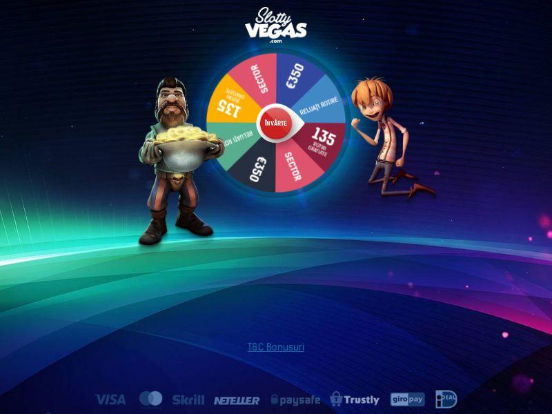Slotty Vegas ROWheel - FB + Apps - RO