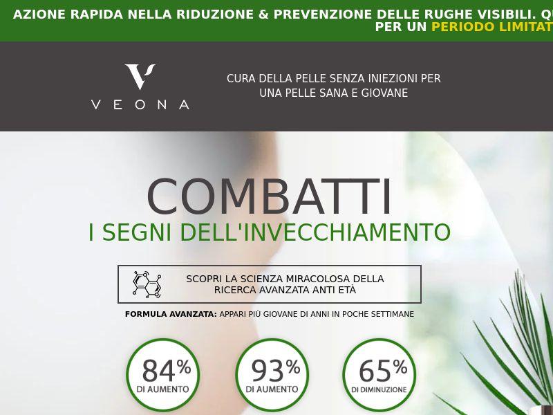 Veona Beauty - Italian [IT] (Banner,Native,Social,Push,Search,SEO,PPC) - CPA {No Email}
