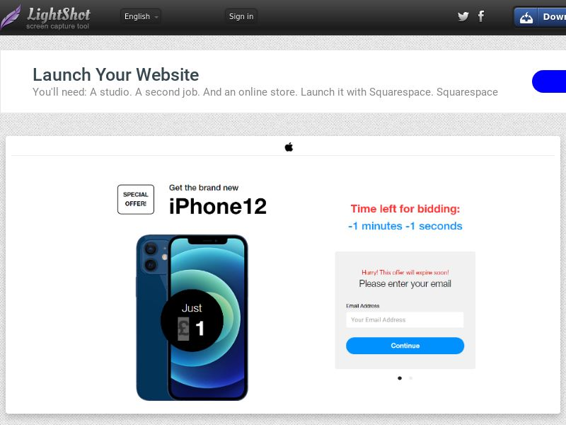 Win an iPhone 12 (UK) (Trial) (Personal Approval)