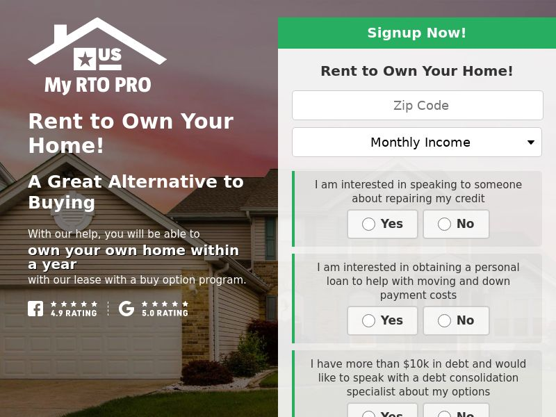 My Rent To Own PRO