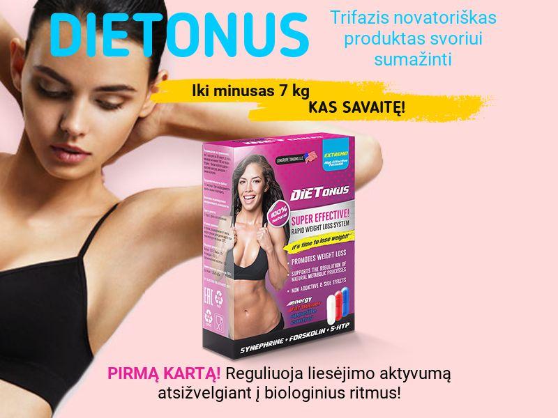 Dietonus LT - weight loss treatment