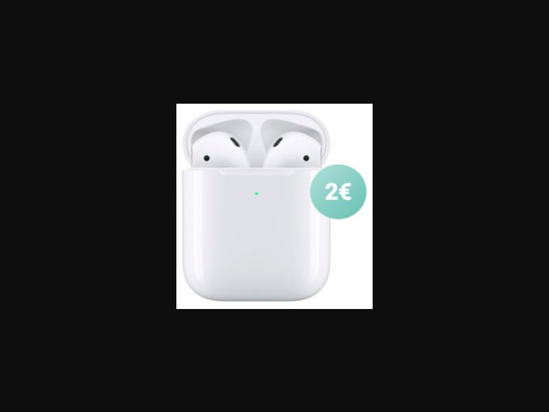 Apple Airpods - CC Submit - FR