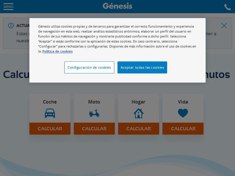 Génesis Seguros ES CPL