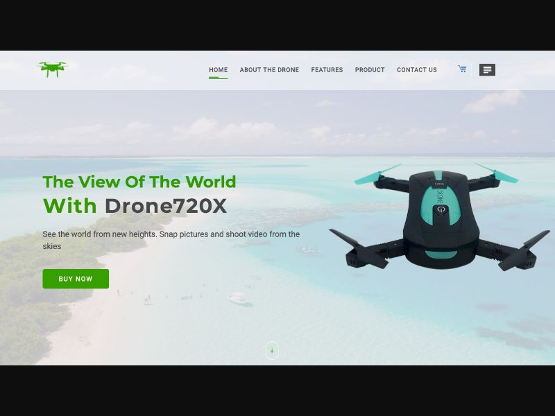 Drone X - CPS - WW - eCommerce - Responsive