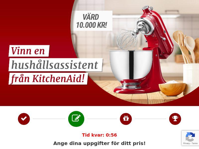 12083) [WEB+WAP] KitchenAid - SE - CPL