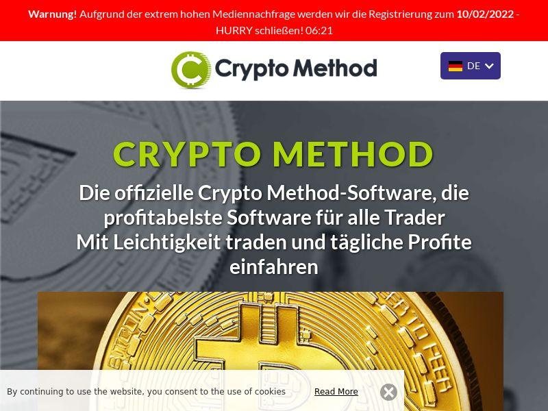 The Crypto Method German 1321