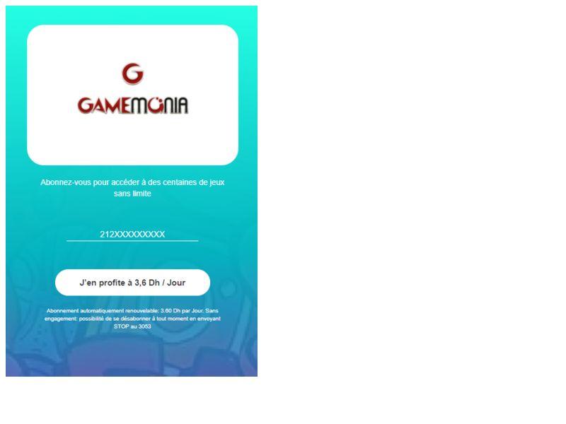Gamemania INWI