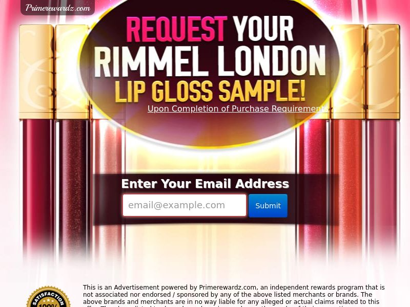 Rimmel Lip Gloss - US