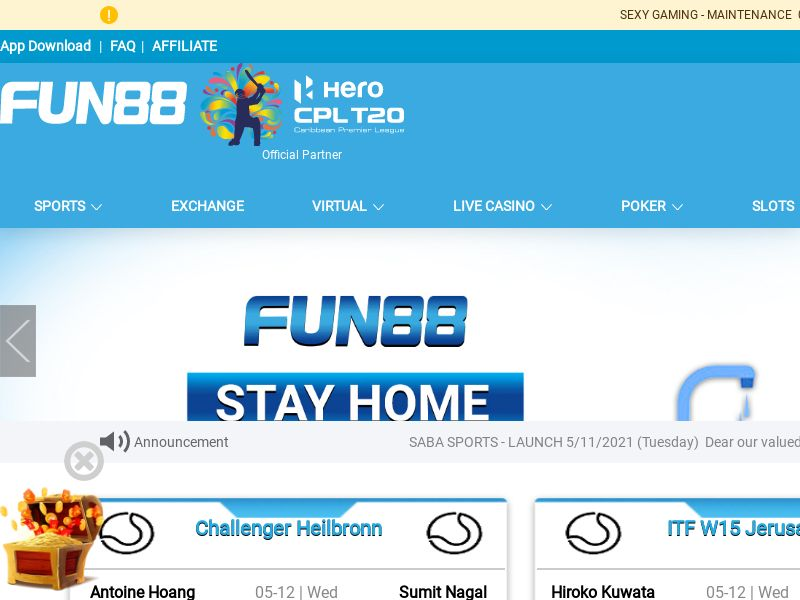 Fun88.com CPI - India (Non-Incent)