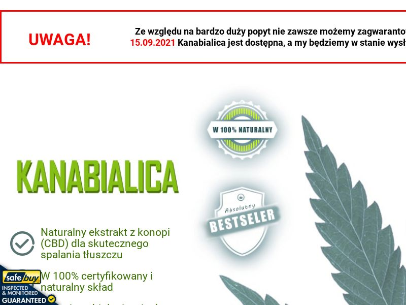 Kanabialica - PL (PL), [COD]