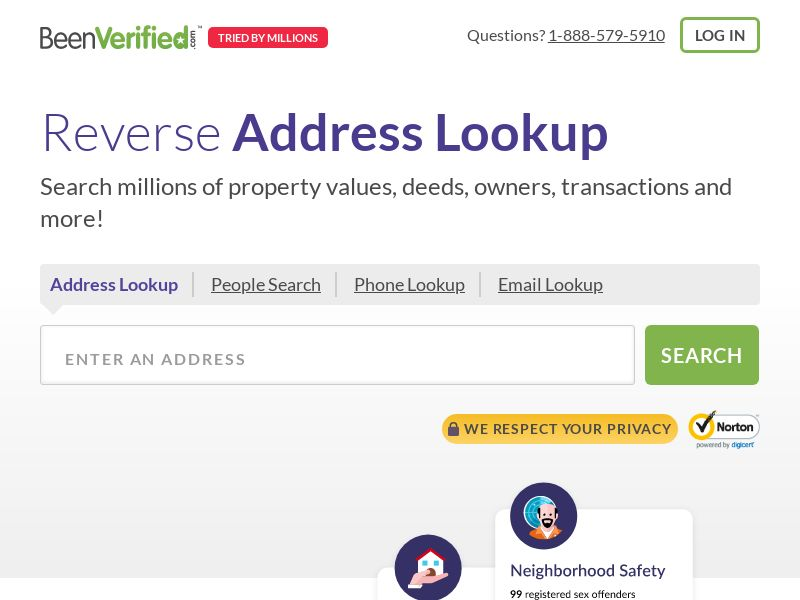 BeenVerified - Property Search - US
