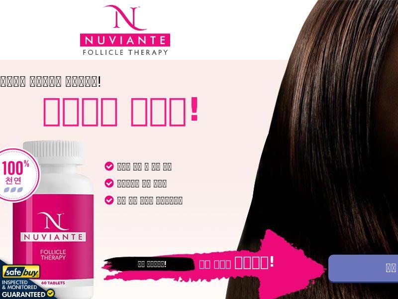 Nuviante: Follicle Therapy Step2 - KOREAN - (Hair)