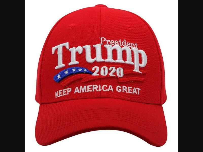 Liberty2020 Trump Hat V2