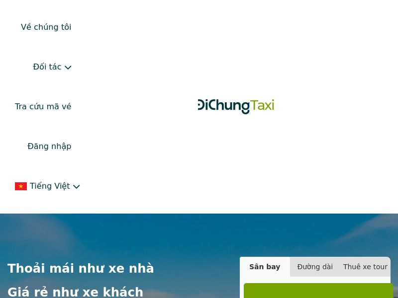 DICHUNGTAXI VN CPS